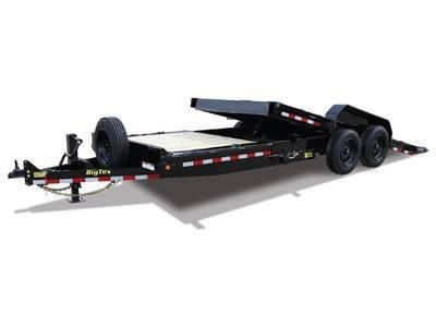 2019 Big Tex Trailers 16TL 20