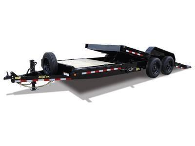 2020 Big Tex Trailers 16TL 20 20' Equipment Trailer