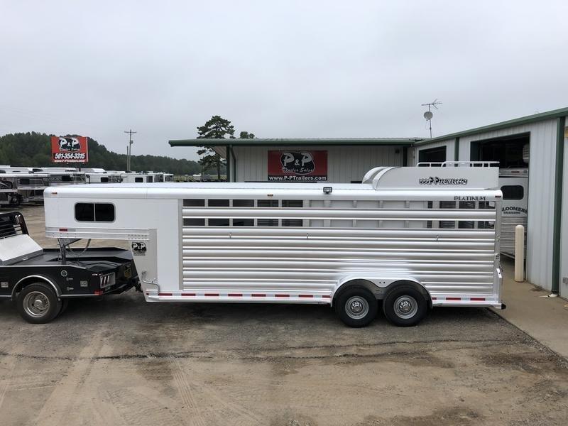 2019 Platinum Coach Trailers 7X22GNTR in Ashburn, VA