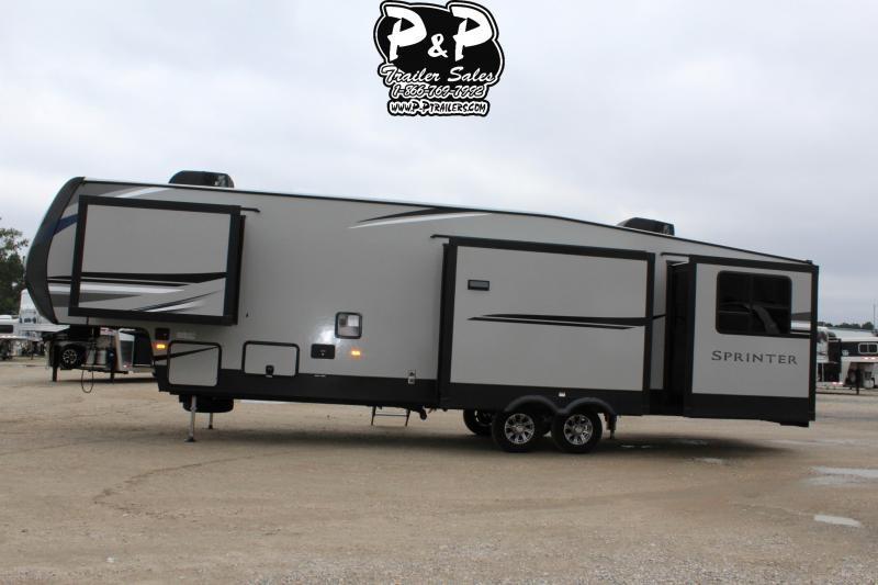 2020 Keystone Sprinter Limited 3531FWDEN 39' Fifth Wheel Campers in Ashburn, VA