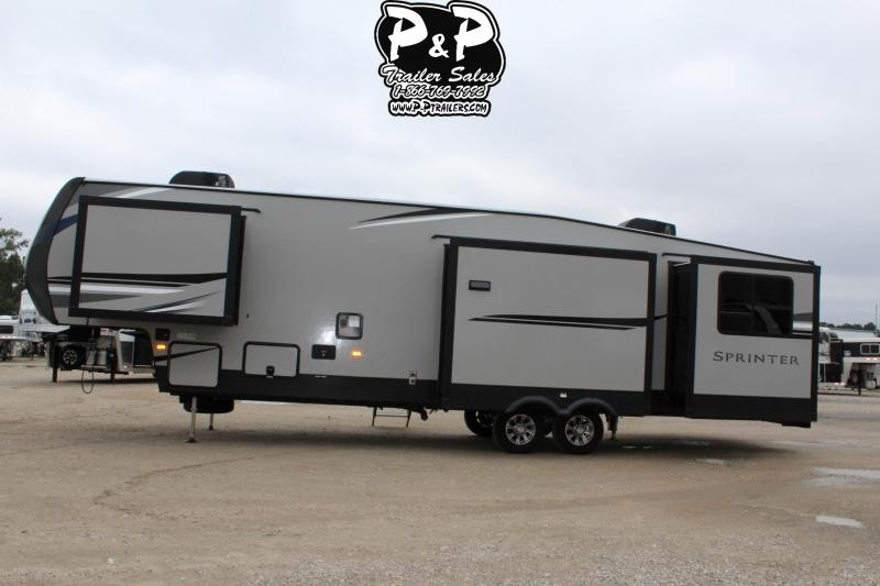 2020 Keystone Sprinter Limited 3531FWDEN 39' Fifth Wheel Campers