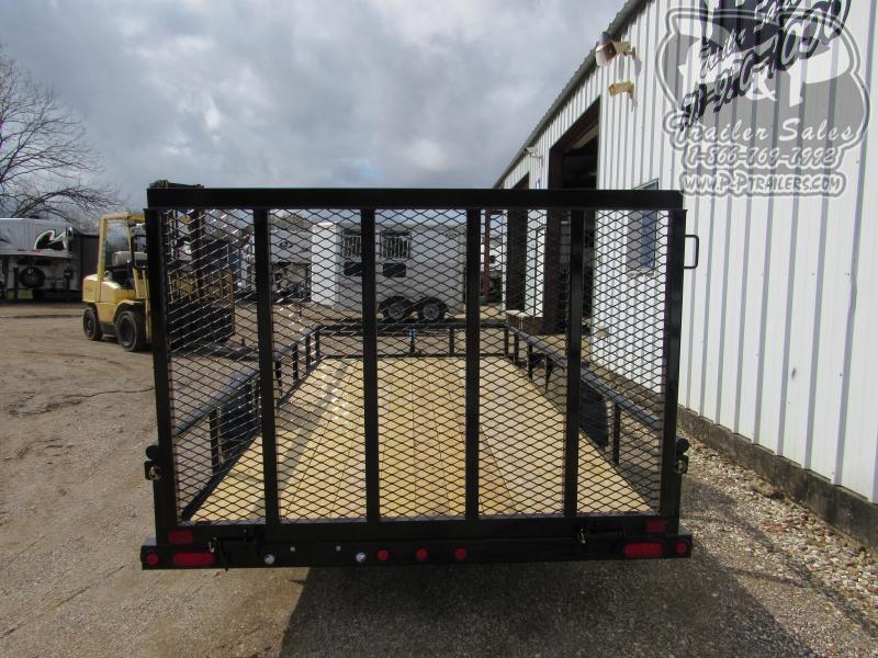 2020 Big Tex Trailers 77X14 SAPT 14 ft Utility Trailer