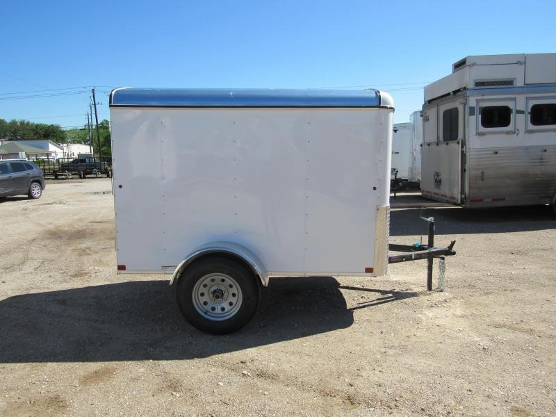 2019 Carry-On 5 x 8 CGR 8' Enclosed Cargo Trailer