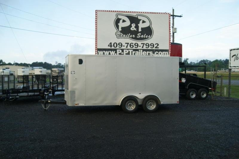 2018 Carry-On Trailer 7X16' CGBN 7K