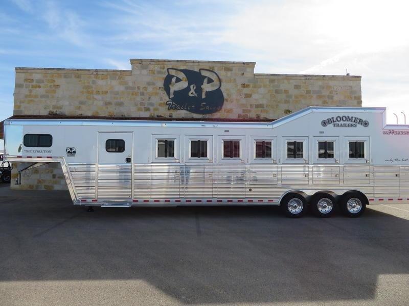 2019 Bloomer Trailers 7 Horse Trainer in Ashburn, VA