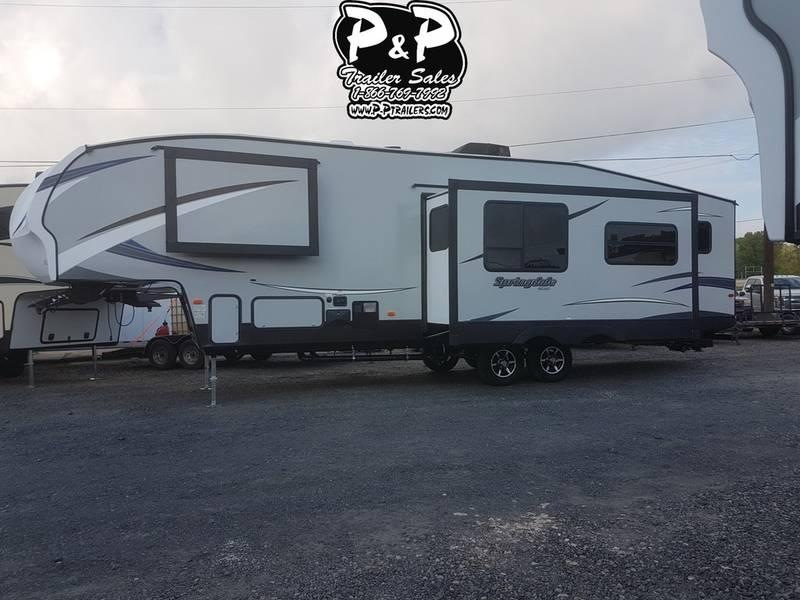 2019 Keystone Springdale 300FWBH 34.83' Fifth Wheel Campers