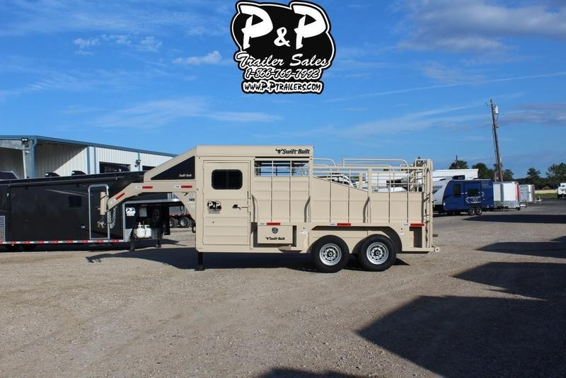 2019 Swift Built Swift Built Stock 16' Cowboy Half Top in Ashburn, VA