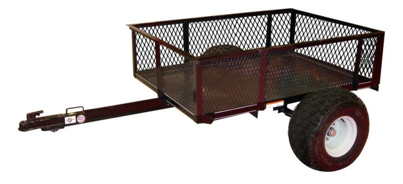 2019 Carry-On 3.5X5ATV Other Trailer