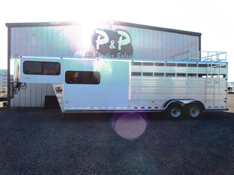 2002 Sundowner Trailers 7008 Stock Combo in Ashburn, VA