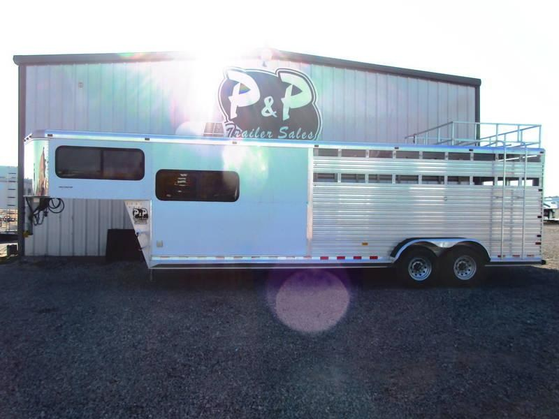 2002 Sundowner Trailers 7008 Stock Combo in OK