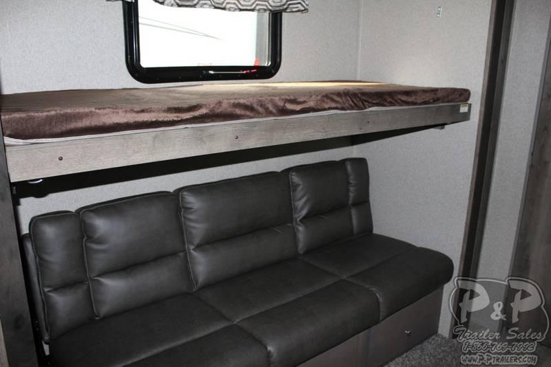 2020 Keystone Sprinter Campfire 32FWBH 36.11' Fifth Wheel Campers LQ
