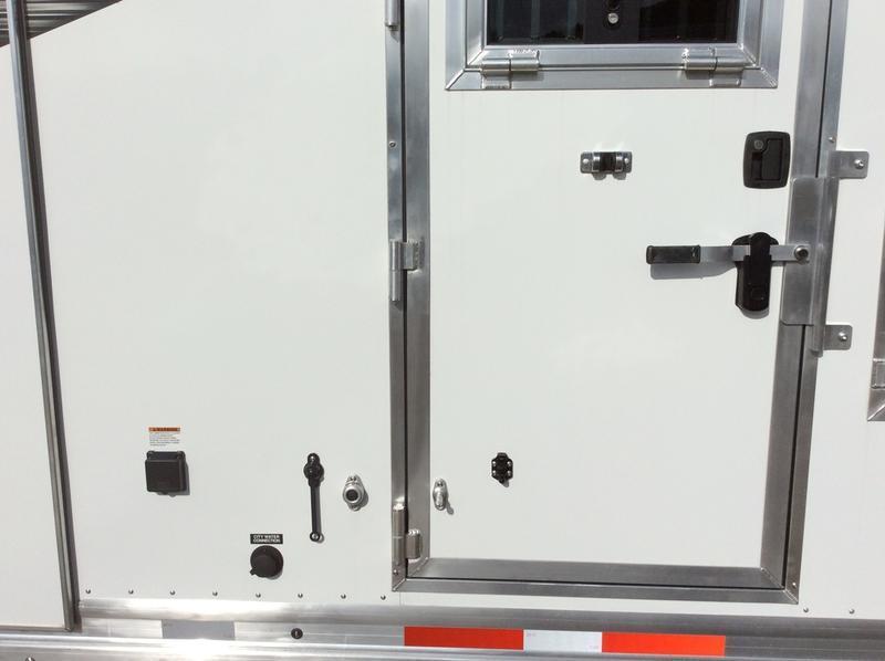2019 SMC Trailers  4H 11' LQ SL8411SFK