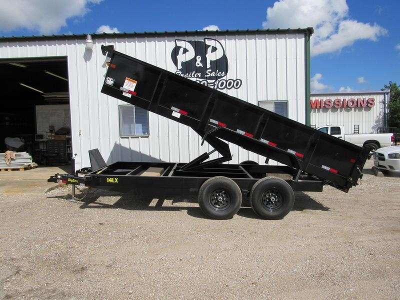 2019 Big Tex Trailers 83x16 14K Tandem Dump