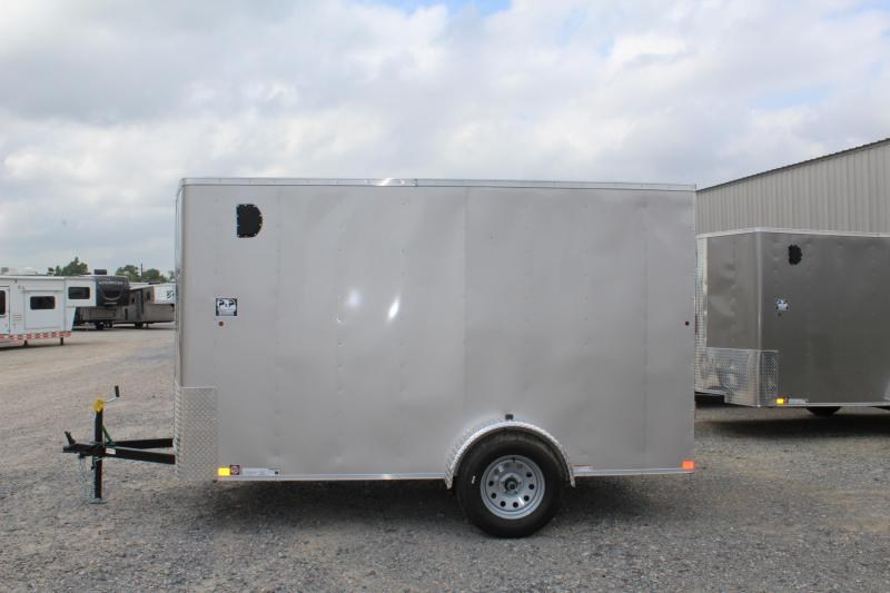 2019 Carry-On 6X12 CGRBN 12' Enclosed Cargo Trailer in Ashburn, VA