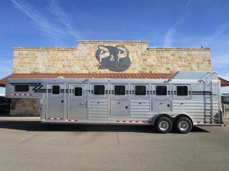 2011 4-Star Trailers 6 Horse Trainers w/ Air Ride in Ashburn, VA