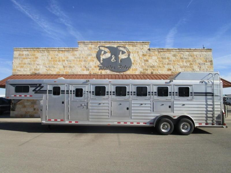 2011 4-Star Trailers 6 Horse Trainers w/ Air Ride in Ashburn, VA