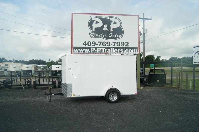 2018 Carry-On 7X14 CGRBN 3K 14' Enclosed Cargo Trailer