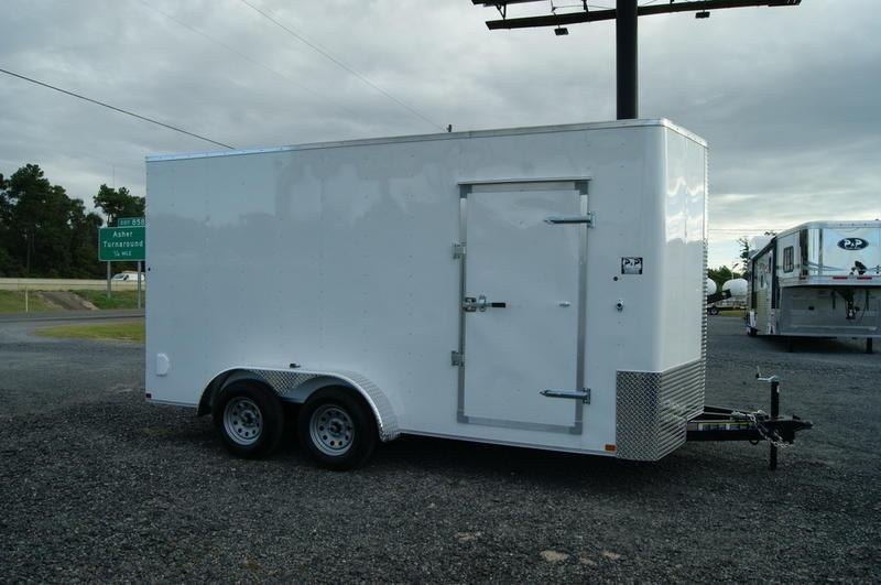 2019 Carry-On Trailer 7X16' CGRBN