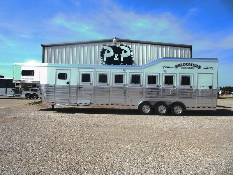 2019 Bloomer Trailers 7 Horse Trainer in Ashburn, VA