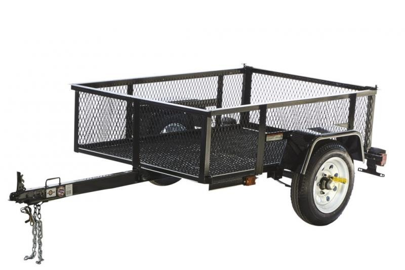 2019 Carry-On 3.5X5LSHS Other Trailer