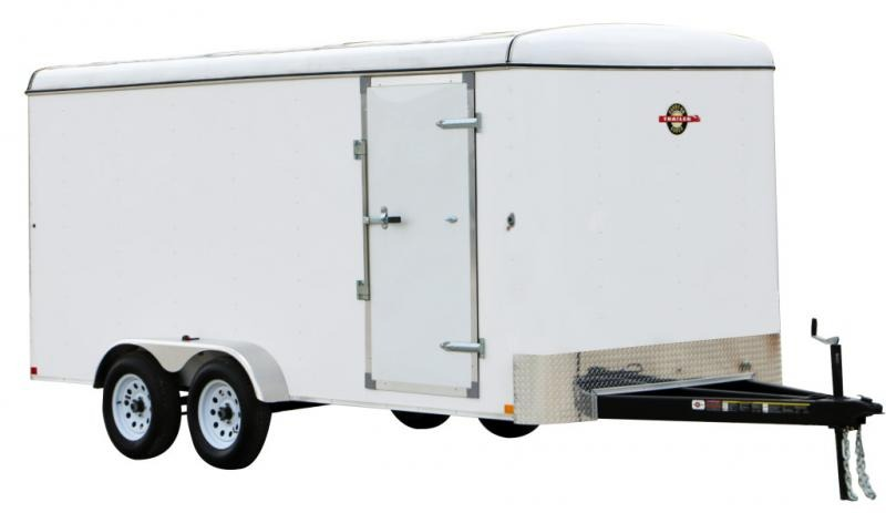 2019 Carry-On 7X12CGEC Enclosed Cargo Trailer