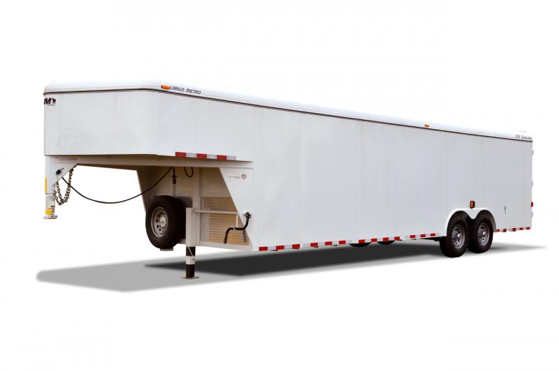 2019 CM Cargo Metro Enclosed Cargo Trailer