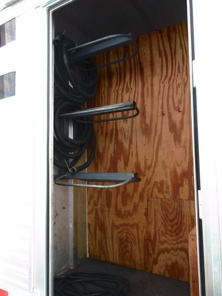 2004 Elite Trailers 11' Stock combo 11' Shortwall With Side-Tack