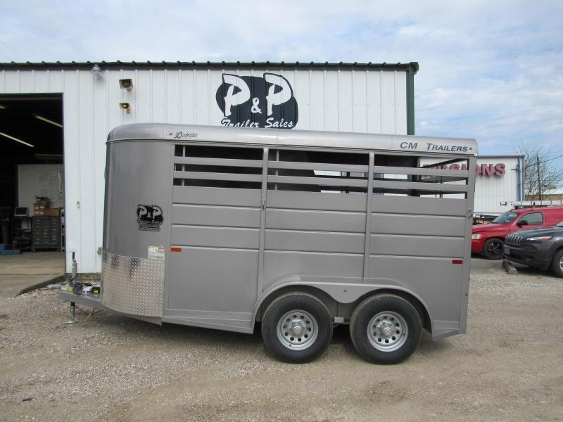 """2019 CM Dakota 2 Horse 14x6'x6'6"""" Horse Trailer in Ashburn, VA"""