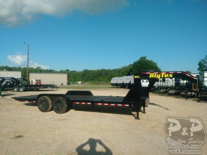 2019 Big Tex Trailers 16TL 22GN
