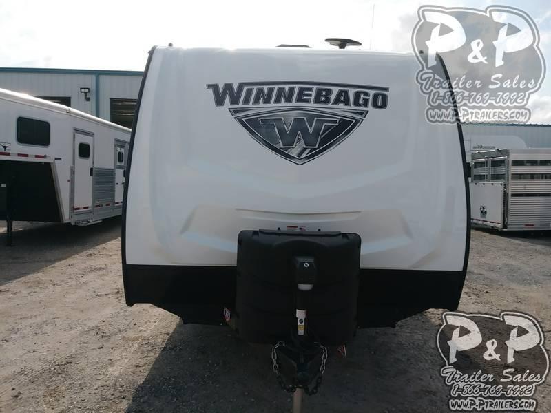 2018 Winnebago Minnie 2455BHS 27.92 ft Travel Trailer RV