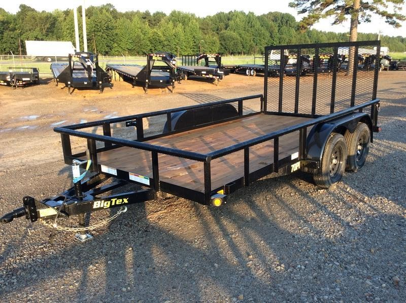 2019 Big Tex Trailers 70PI-14XBK4RG