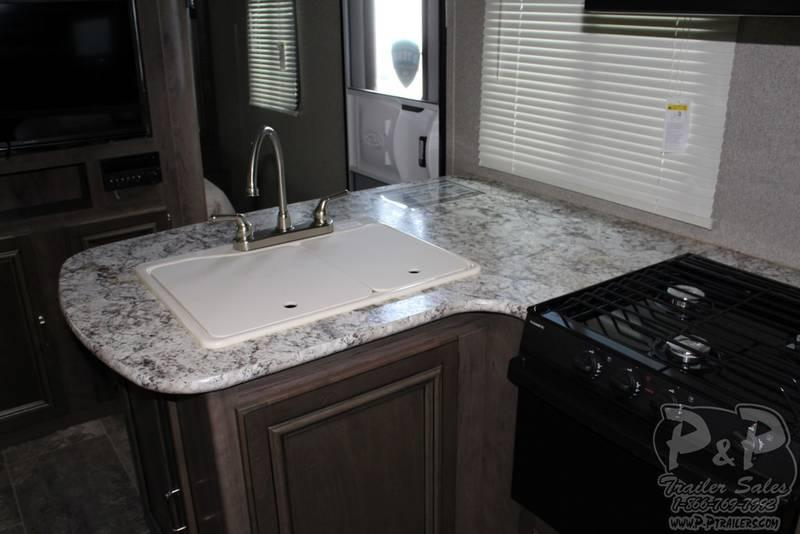 2018 Keystone RV Passport Grand Touring 2400BH
