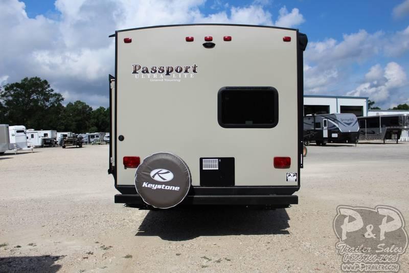 2018 Keystone RV Passport Grand Touring 2400BH