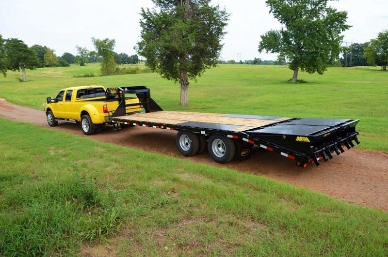 2019 Big Tex Trailers 22GN 30+5