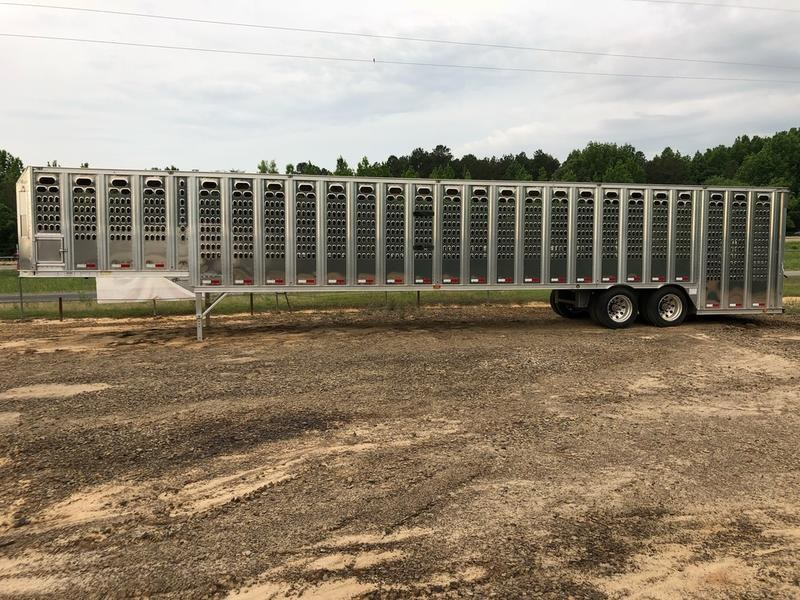 2017 Barrett Trailers PGL53 53' Ground Load in Ashburn, VA