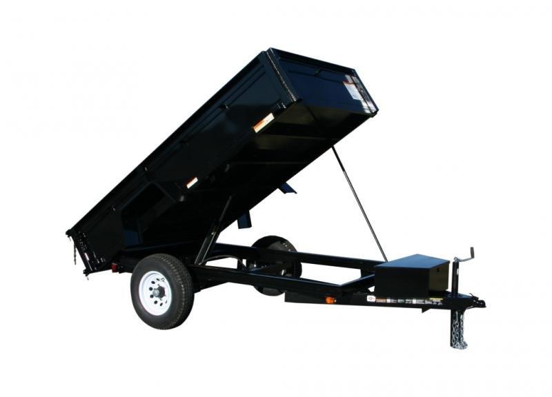 2019 Carry-On 5X8DUMPLP5K Dump Trailer in Ashburn, VA