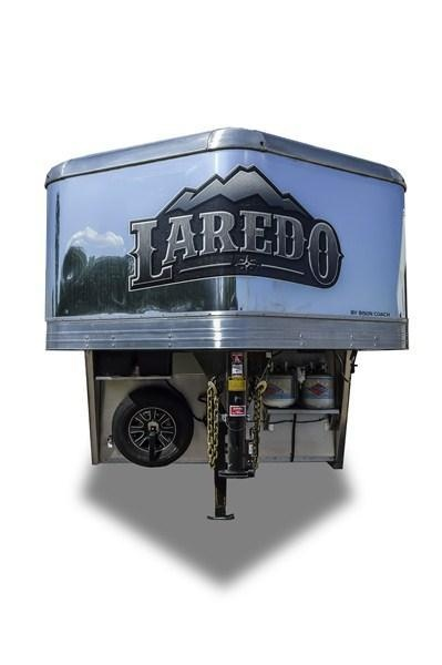 2019 Bison Trailers Laredo 8011LDRSSTLT Livestock Trailer in Ashburn, VA