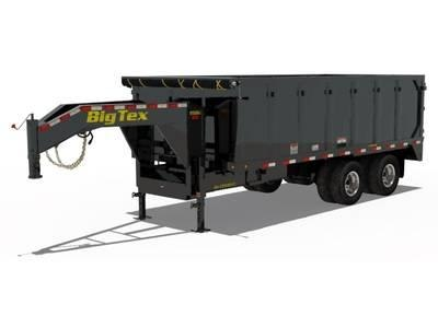 2019 Big Tex Trailers 25DU 20