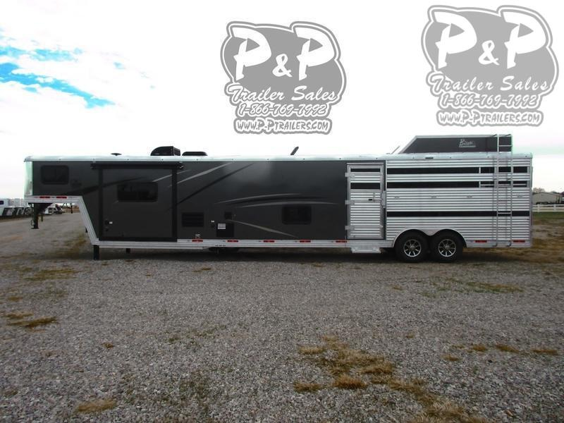 2019 Bison Laredo 8011LDSTLT 16' Stock 11' Shortwall With MidTack