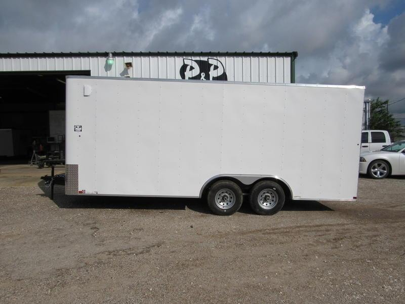 2019 Carry-On Trailer 8.5 X 20' CGRBN