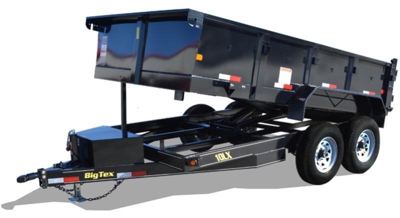 2019 Big Tex Trailers 10LX 12