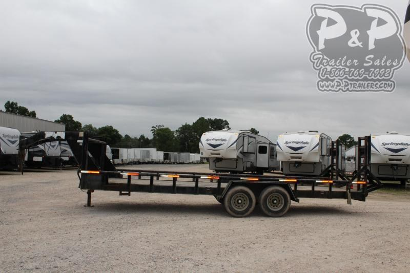 2006 Texas Bragg Trailers 24 24 ft Utility Trailer