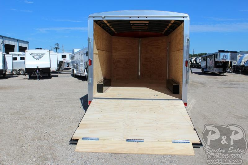 2019 Carry-On Trailer 8.5x16CGR