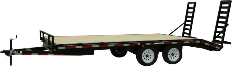 2019 Carry-On 8.5X16DODT7K Equipment Trailer in Ashburn, VA