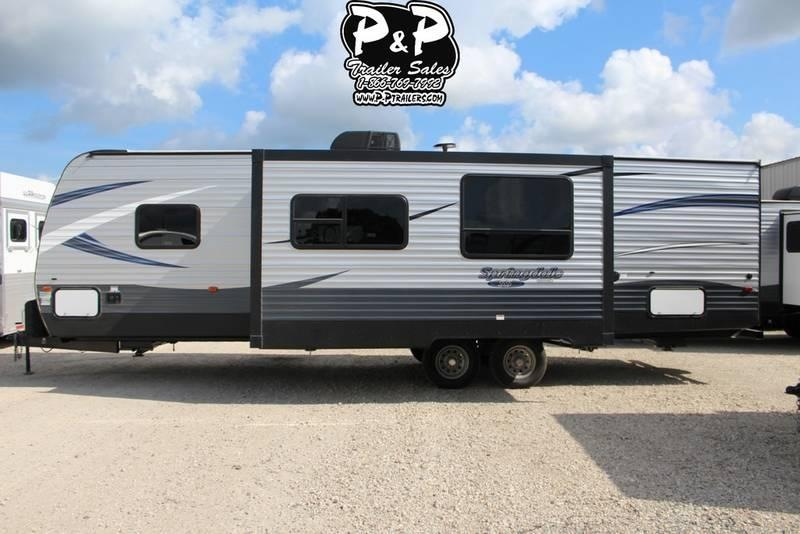 2018 Keystone Springdale Summerland 2960BH 33.17' Travel Trailer LQ