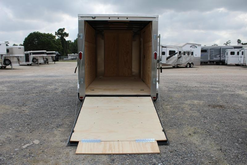 2019 Carry-On 6X12 CGRBN 12' Enclosed Cargo Trailer
