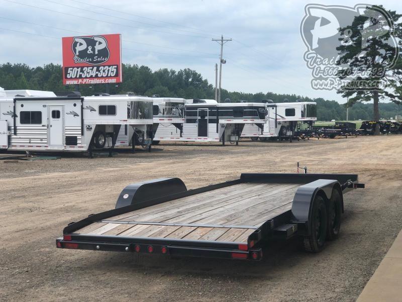 2019 Big Tex Trailers 70CH-18BKDT