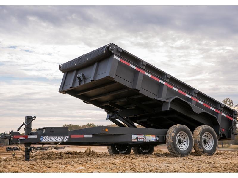 2018 Diamond C 21WD 16' x 82 in Ashburn, VA