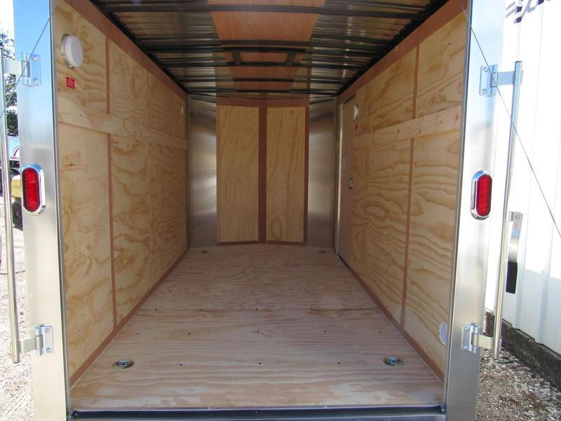 2019 Carry-On Trailer Cargo Trailers 6X12CGRBN7K