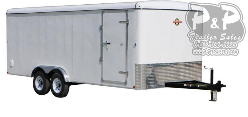 2019 Carry-On 8.5X16CG Enclosed Cargo Trailer